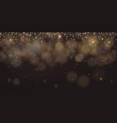 shine background black abstract elegant shining vector image vector image