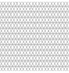 abstract square pattern design geometric black vector image