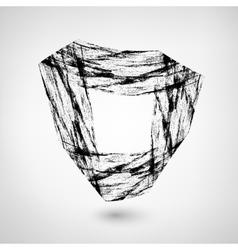 Frame Curve vector image
