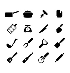 Kitchen tool icon vector