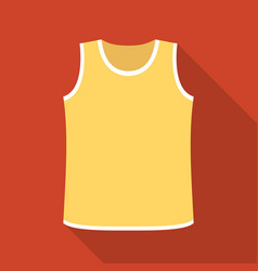 Singlet icon of for web and vector