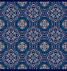 vintage baroque delicate background vector image