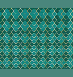 Moroccan mosque seamless pattern vector