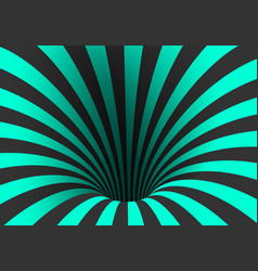 spiral optical template spiral twisted vortex vector image