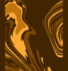 Background style decorative abstract flowing vector