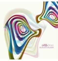 Deformed geometry torsion texture vector