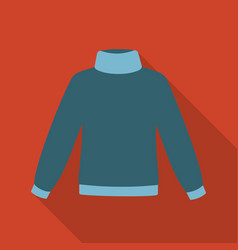 Sweater icon of for web and vector