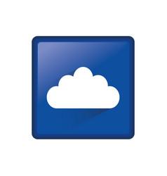 mobile app icon vector image
