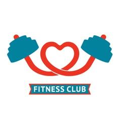 Fitness Club Logotype vector