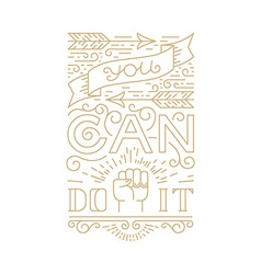 You can do it vector image