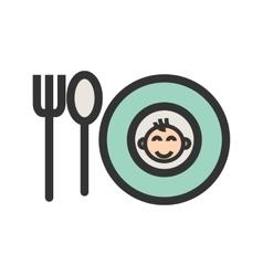 Baby Food vector