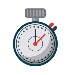 Chronometer time sport tool vector