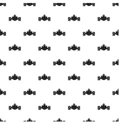 racing car formula pattern seamless vector image