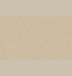 sheet cardboard background parchment vector image