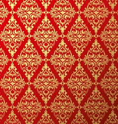 old wallpaper background 03 vector image vector image