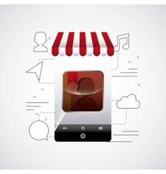 App store design vector