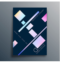 abstract background design with linear gradient vector image