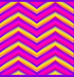 abstract pink wave pattern vector image