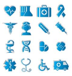 Medicine icons vecior3 vector