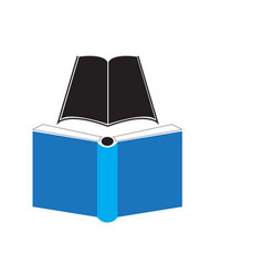 simple book icon suitable for education vector image