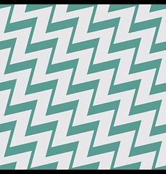 Nice zigzag seamless pattern vector image