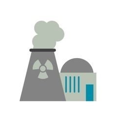 Nuclear power plant tower energy vector