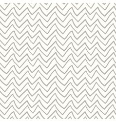 Geometric chevron seamless pattern vector image vector image