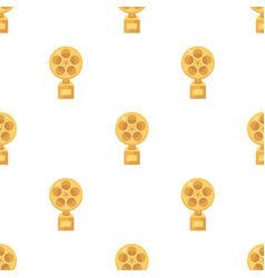 The golden reel of filmaward for the best vector
