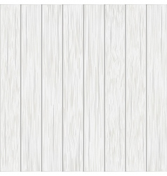 white wood boards background vector image vector image