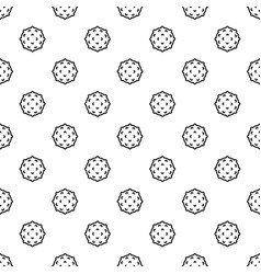 space satellite pattern seamless vector image