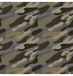 Seamless khaki pattern vector
