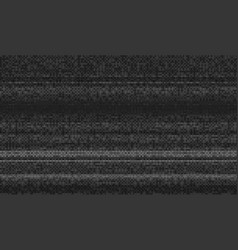Glitch texture pixel noise test tv screen digital vector