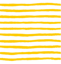 Tile pattern with yellow and white stripes vector