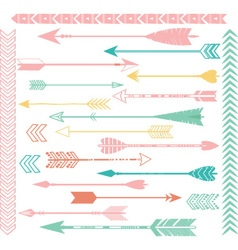 Arrow Clip Art Set vector