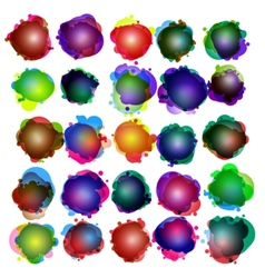 Speech bubbles Original EPS 10 vector image