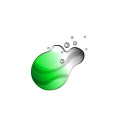 Metallic Liquid vector