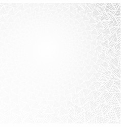 White and grey abstract perspective background vector
