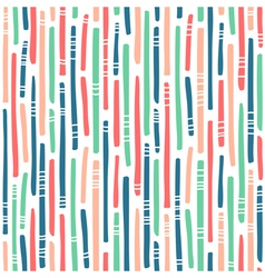 Abstract striped pattern vector image vector image