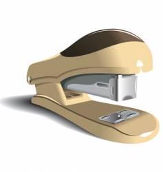 office stapler vector image