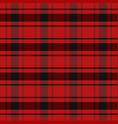 Macdonald tartan scottish cage background vector