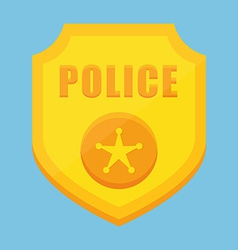 Police design vector