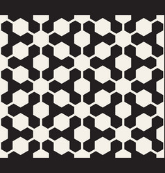 Seamless geometric pattern contrast abstract vector
