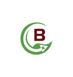 Eco home initial b vector