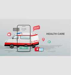Healthcare and medical background or banner vector