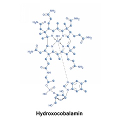 Hydroxocobalamin is a vitamin B12a vector