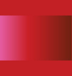 Soft red color gradient background abstract vector