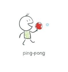 Ping-pong vector
