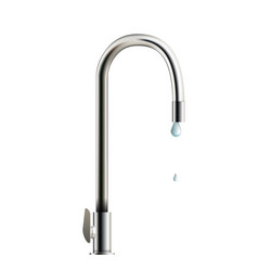 water pipe faucet vector image