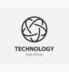 Abstract logo design logo template vector