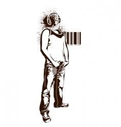 Stencil vector